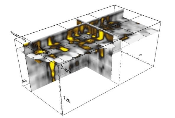 Revalorización de zonas arqueológicas a través de la aplicación de técnicas no destructivas