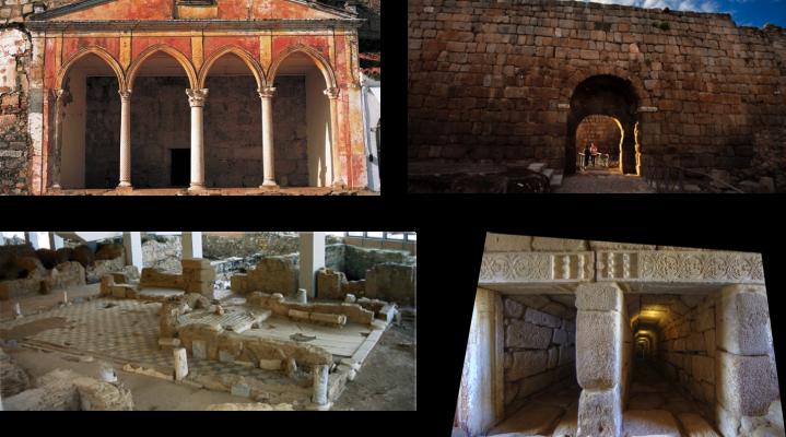 El legado monumental de Augusta Emerita: La reutilización arquitectónica en la transformación del paisaje urbano de la ciudad histórica