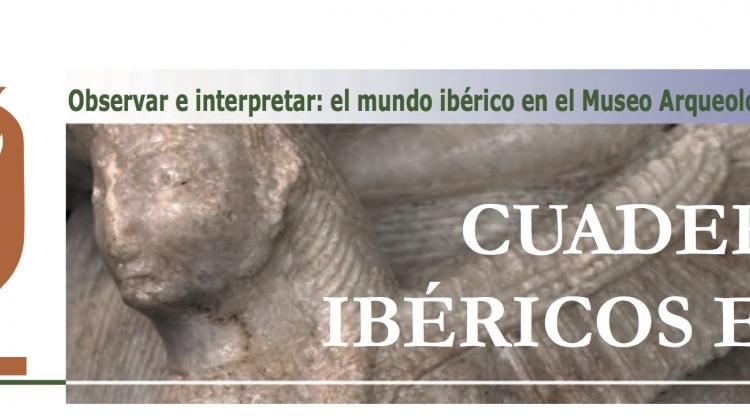 CUADERNOS IBÉRICOS EN 3D. Observar e interpretar: el mundo ibérico en el Museo Arqueológico Nacional en 3D.