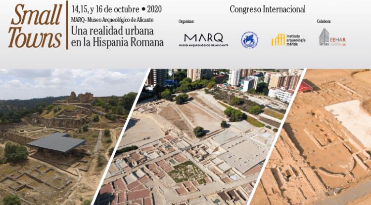 CALL FOR PAPERS: Smalls Towns una realidad urbana en la Hispania Romana.