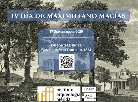 IV DÍA DE MAXIMILIANO MACÍAS