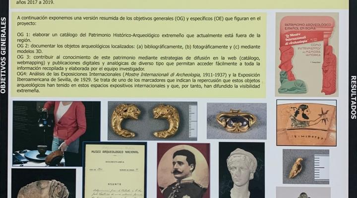DIÁSPORA, patrimonio cultural e identitario de Extremadura en el <i>exilio</i>.